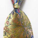 Golden Peacock Design