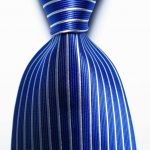 Blue /White pinstripe